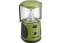 Mr. Beams UltraBright Weatherproof LED Lantern with USB Backup Battery Charger, Green