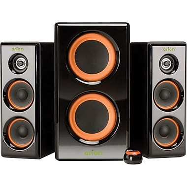 Arion AR506-BK 2.1 Speaker, Black