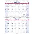 AT-A-GLANCE® 2015 Move-A-Page Two-Month Wall Calendar, January - December, , 22in. x 28 1/2in.