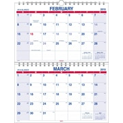 AT-A-GLANCE® 2015 Move-A-Page Two-Month Wall Calendar, January - December, , 22 x 28 1/2