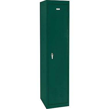 Sandusky Single Tier Storage Locker, Forest Green