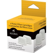 Keurig Water Filter Cartridge Refills, 2/Pack