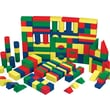 S&S® Colored Wooden Block Set, 65/Set