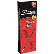 Sharpie Peel-Off China Marker, Blue, Dozen