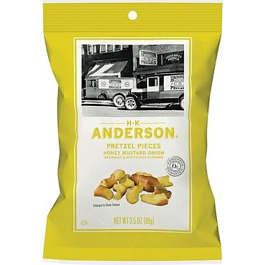 Anderson Honey Mustard Pretzel, 2.5 oz., 8/Box
