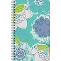 Staples® 2015 Lace Petals Small Weekly/Monthly Planner, January - December, 4-7/8in. x 8in.
