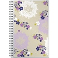 2015 Staples Queen Anne Weekly/Monthly Planner, Create-Your-Own Cover, 5in.x8in.
