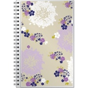 2015 Staples Queen Anne Weekly/Monthly Planner, Create-Your-Own Cover, 5x8