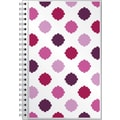 2015 Staples Berrfy Fizz Weekly Planner, Create-Your-Own Cover, 5in.x8in.