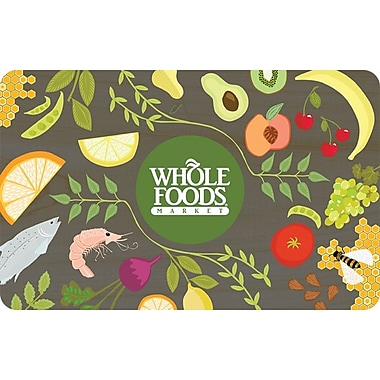 Whole Foods Market Gift Card $200