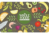 Whole Foods Market $100 Gift Card (71149B10000)