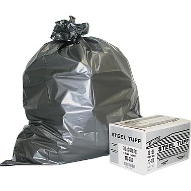 Steel Tuff Extra-Heavy Duty Can Liner, 60 gallon, 50/Box