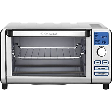 Cuisinart Compact Digital Toaster Oven Broiler