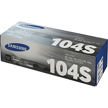 Samsung – Cartouche de toner noire, MLT-D104S