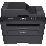 Brother (MFC-L2740DW) Monochrome Laser All-In-One with Wireless Networking and Duplex