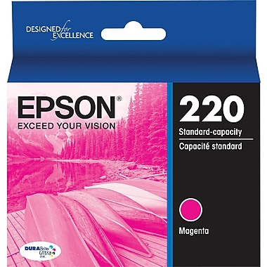 Epson 220, Magenta Ink Cartridge (T220320)