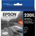 Epson DURABrite Ultra 220XL Black Ink Cartridge, (T220XL120-S), High Yield