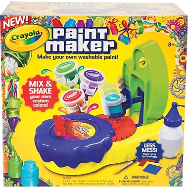 Crayola® Paint Maker
