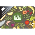 Whole Foods Market Gift Cards (email delivery)