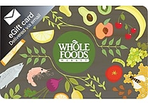 Whole Foods Market Gift Card $50 (email delivery)