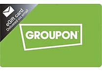 Groupon Gift Card $50 (email delivery)