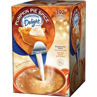 International Delight® Pumpkin Pie Spice Creamer, 192 Single Servings