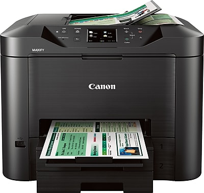 Canon MAXIFY MB5320 Color Inkjet Wireless Small Office Multifunction Printer 9492B002