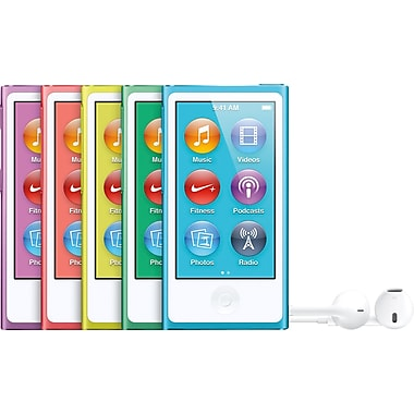 Apple 16GB iPod nano 7th Generation
