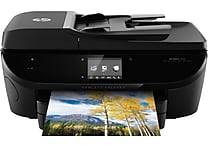 HP Envy 7640 e-All-in-One Printer, Refurbished