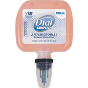 Dial® Complete Antimicrobial Foaming Hand Soap Refill, 1,250 mL, 3/Pack