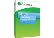 QuickBooks Pro 2015 for Mac (1 User) [Boxed]