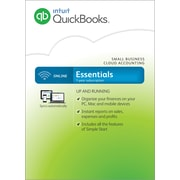 QuickBooks Online Essentials 2016 for Windows (1 User) [Download]