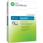 QuickBooks Online Essentials 2016 for Windows (1 User)
