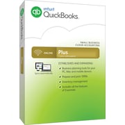 QuickBooks Online Plus 2016 (1 User)