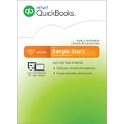QuickBooks Online Simple Start 2016 (1 User) [Download]
