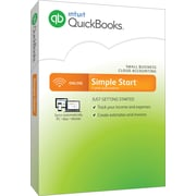 QuickBooks Online Simple Start 2016 (1 User)