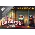 Landry's Seafood House Gift Cards (email delivery)