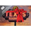 Texas Roadhouse Gift Cards (email delivery)