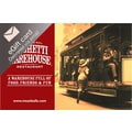 The Spaghetti Warehouse Gift Cards (email delivery)