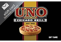 Uno's Chicago Grill Gift Card $50 (email delivery)