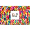 Staples.com deals on $25 GAP Gift Card (Email Delivery)
