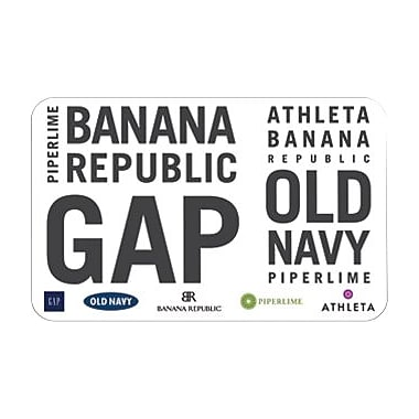 GAP Options Gift Card $25 (Email Delivery)