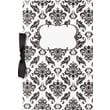 Great Papers® Black & White Damask Bulletin Kit, 50/Pack