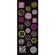 Great Papers® Black & White Pattern Seals, 80/Pack