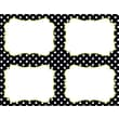 Great Papers® Black & White Dots 4-Up Postcards, 80/Pack