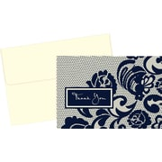 Great Papers® Navy A9 Envelopes, 50/Pack