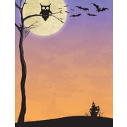 Great Papers® Holiday Stationery Halloween Who, 80/Count