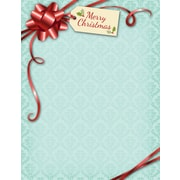 Great Papers® Letterhead, 80/Pack - Holiday