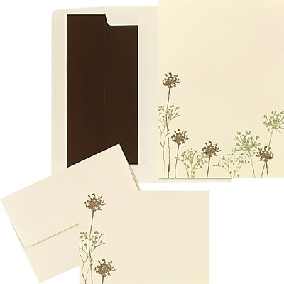 Great Papers Baby's Breath Invitation & Note Card Kit, 50/Pack 762616