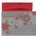 Great Papers® Shimmer Snowflakes Boxed Card Set, 32/Pack